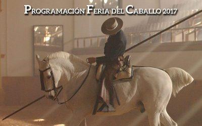 La Real Escuela Andaluza del Arte Ecuestre increases its exhibitions on the occasion of the Feria del Caballo