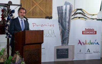 'Andalucía Económica' organizes its 19 Awards edition in Jerez
