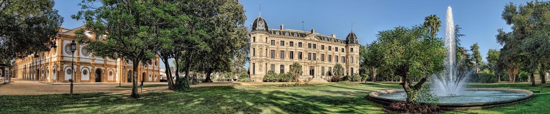 Foto cabecera jardines de palacio