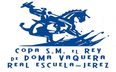 """His Majesty King's Cup of """"Doma Vaquera"""" in the Royal School"""